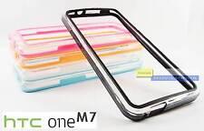 Funda bumper para HTC ONE M7 - Varios colores -