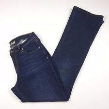 Old Navy Jeans Womens Size 6 The Sweetheart Dark Wash Bootcut Stretch Denim