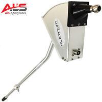 "Platinum Drywall Tools 8"" Corner Angle Box w/ 50"" Aluminum Handle - NEW"