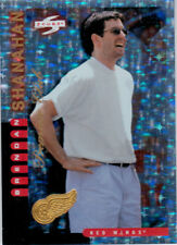 1997-98 Score Team Collection SHANAHAN Premiere Club #1 Red Wings BRENDAN
