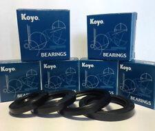 YAMAHA TDM850 91-02 MK1 & MK2 COMPLETE KOYO FRONT & REAR WHEEL BEARING KIT