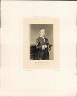 Corps Législatif, France, Maurice Andrieu (1813-1887) député du Puy de Dôme Vint