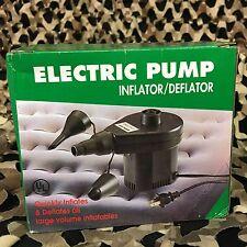NEW Kingman Spyder Electric Air Pump Bunker Inflator / Deflator