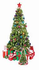 Christmas Tree Lifesize Cardboard Cutout Party Standee Celebrity Cut Out Large