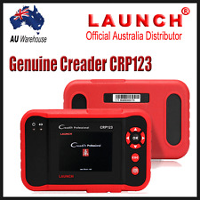 LAUNCH Creader CRP123 Code Scanner Diagnostic Scan Tool Read ABS Airbag Engine