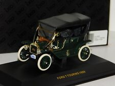 FORD T TOURING 1909 CLOSED ROOF IXO CLC002 1/43