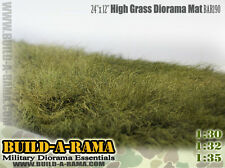 1:32 Diorama High Grass Mat for King Country Conte Britains Collector Showcase w