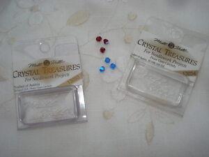 Mill Hill Crystal Treasures, beads, 11 mixed packs