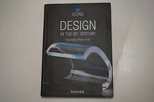 USED (LN) Design of the 20th Century (TASCHEN Icons Series) by Charlotte Fiell