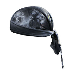 Unisex Quick-dry Bike Cycling Caps Headscarf Pirate Scarf Headband Bicycle Hats