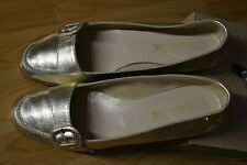 MADELEINE Ballerinas/SchuheGr.41,gold,Lackleder,Edel,Innenleder,gebr.TOP!