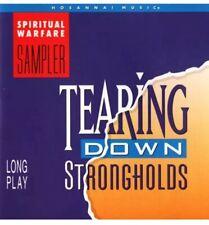 Hosanna! Music • Spiritual Warfare • Sampler • Tearing Down Strongholds CD 1993