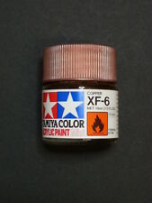 "Tamya color 10 ml   "" XF6 FLAT COPPER """