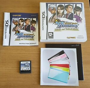 Phoenix Wright: Ace Attorney Trials and Tribulations (Nintendo DS, 2008) in VGC