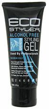 ECO STYLER SUPER PROTEIN STYLING GEL MAXIMUM HOLD ALCOHOL-FREE 2 OZ. TUBE