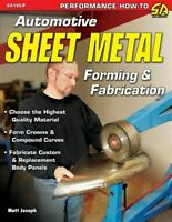 Automotive Sheet Metal Forming & Fabrication, Like New Used, Free P&P in the UK