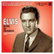 ELVIS PRESLEY - Elvis Work In Progress Vol. 1 - CD RARE (ELVISONE)