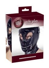 Maschera Cappuccio Integrale per Giochi di ruolo Bdsm Bondage Sottomissione