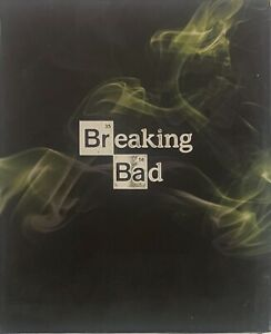 BREAKING BAD - The Complete Series Blu-ray PAL 15 Discs Like New Sent Tracked