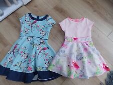 GIRLS TED BAKER DRESSES AGE 5-6 YEARS