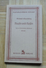 Gerhard Glawischnig Rupfn und Reistn. Von an karntnarischen Wöbstuahl