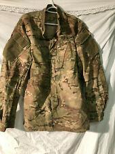 ARMY ISSUE MULTICAM TOP FLAME RESISTANT FRACU MEDIUM/REGULAR COMBAT UNIFORM