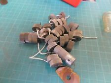 """Lot of 14 Knurl Sets Reed, Armstrong, B&S & Form Rool Tools 1/4"""" ID 5/8"""" OD"""