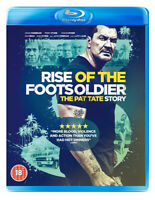 Rise of the Footsoldier 3 - The Pat Tate Story Blu-Ray (2017) Craig Fairbrass,