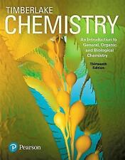 Chemistry: An Introduction to General, Organic, and Biological Chemistry - ETEXT