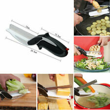 Multi-functional Vegetables Meats Cheese Choppers Kitchen Scissors Cutting Boar