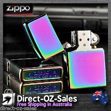 Zippo Lighter Spectrum- Amazing Finish (Genuine) - Oz Seller - FREE POST!
