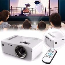 HD 1080P LED Home Mulit Media Theater Cinema Vidieo USB TV SD HDMI Projector UP