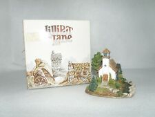 Lilliput Lane American Landmarks Collection ~Riverside Chapel ~ 1990 With Box
