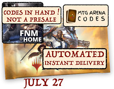 MTG Arena code card FNM / Midweek Magic Promo Pack JULY 27 - INSTANT EMAIL