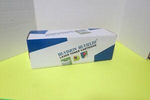 Hi Vision Hi Yields Black Laser Toner Cartridge 2612A New In Open Box