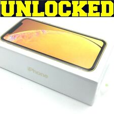 Apple iPhone XR 128GB YELLOW (UNLOCKED) (A1984) Verizon ║AT&T ║T-Mobile ❖SEALED❖