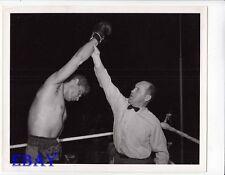 Jeff Chandler barechested boxer VINTAGE Photo Iron Man
