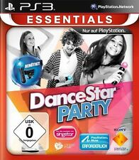 Sony PS3 Playstation 3 Spiel ***** DanceStar Party *******************NEU*NEW*55