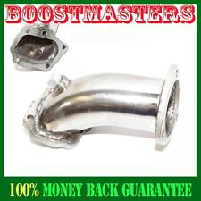For 95-98 240SX S14 89-94 Nissan 240SX S13 SR20DET Turbo Outlet Elbow Downpipe