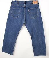 Levi's Strauss & Co Hommes 501 Jeans Jambe Droite Taille W38 L26 BDZ243