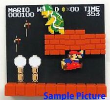 Super Mario Bros. Stage Figure 4-1 Nintendo Dotgraphics JAPAN NES FAMICOM