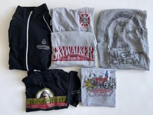 Industrial Light and Magic ILM Skywalker Crew Shirts and Track Jacket
