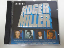 ROGER MILLER <  Legends  > NM (CD)