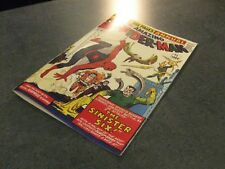 Facsimile reprint covers only to Amazing Spider-Man Annual #1 Steve Ditko