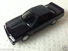 Nissan SKYLINE GTS-R (R31) BLUE BLACK 1:64 Die-cast Car UCC Promo Limited
