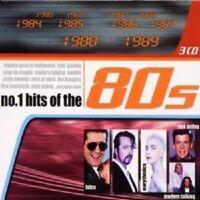 NO.1 HIT-BOX OF THE 80'S 3 CD BOX MIT TOTO UVM NEW!