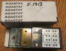 NEW NOS Agastat GPB Power Relay Coil 24 Volts D/C GPB R