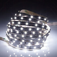 5m 12V LED Strip Light 3528 Cool White Indoor IP20 Flexible Tape Cabinet Bedroom