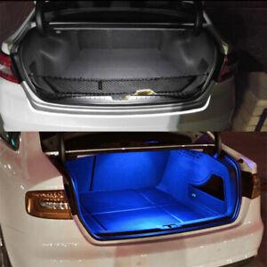 Universal Cool Blue COB LED Strip Light Car Trunk Cargo Area Illumination