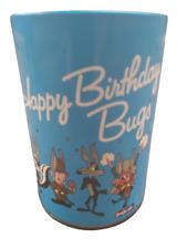 1989 Brach's Jelly Beans Tin - Looney Tunes - Happy 50th Birthday Bugs Bunny